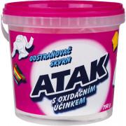QALT ATAK práškový odstraňovač skvrn - 750 g