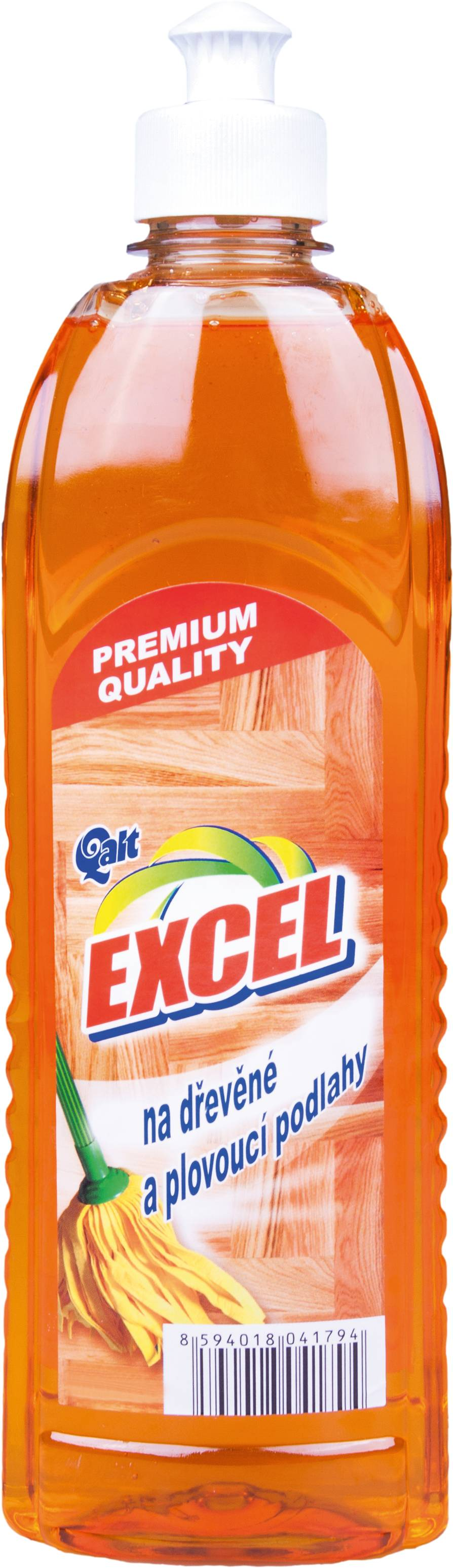 QALT EXCEL na dřevěné podlahy - 0.5 l